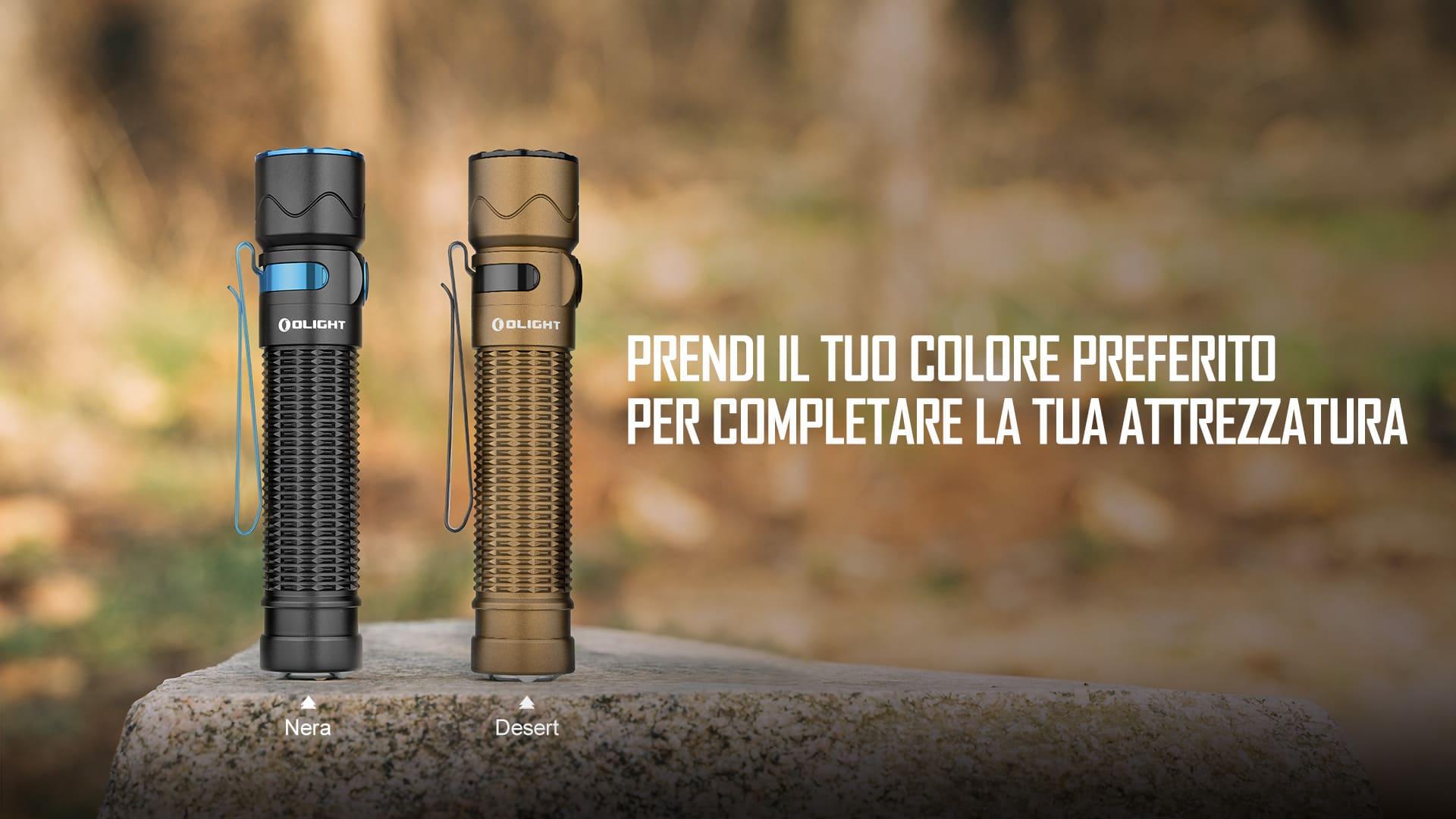 Warrior Mini 2,Torcia tattica,edc,torcia militare,promozione