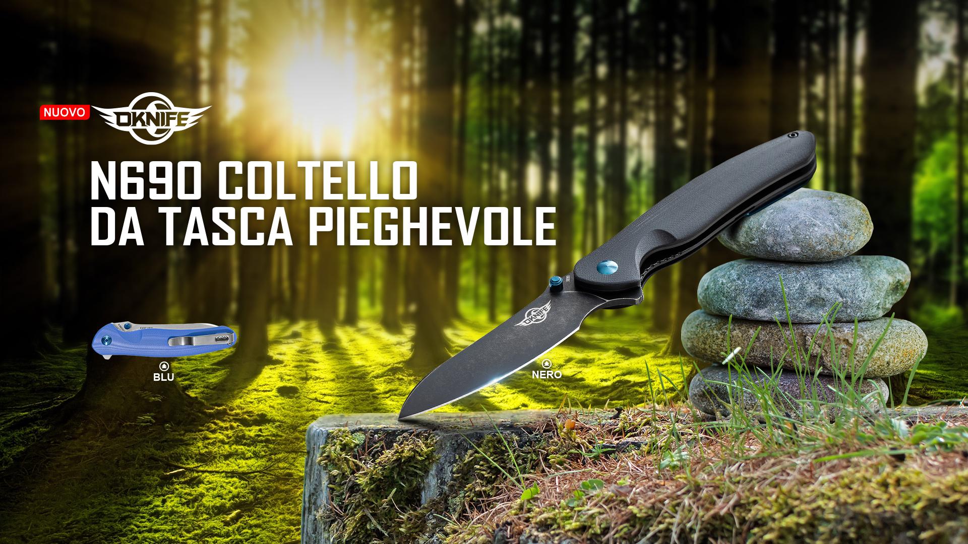 Olight Oknife Drever,Coltello Da Tasca Pieghevole,Olight Coltello,Coltelli